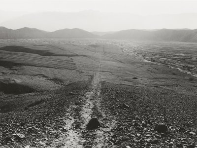 Edward Ranney, Viscas River Valley, 2001.
