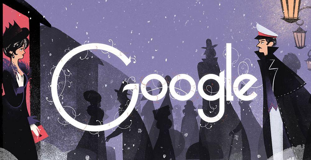 Anna Karenina Doodle Resized