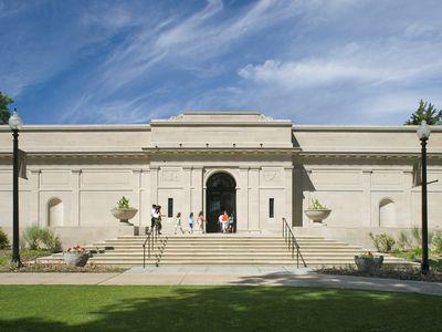 The Heckscher Museum of Art