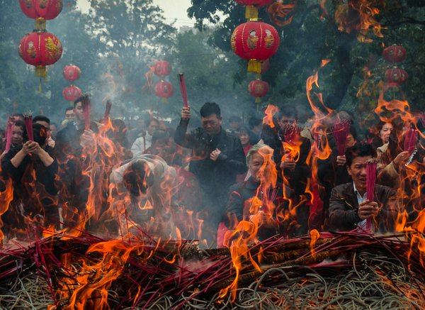 Prayer For Year Of The Pig thumbnail