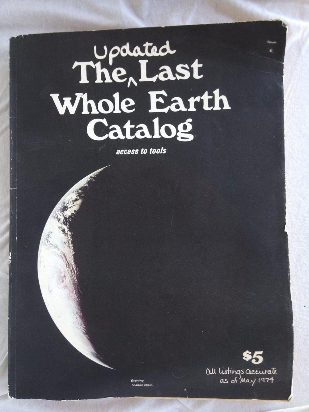 50 Years Ago, the Whole Earth Catalog Launched and Reinvented the Environmental Movement