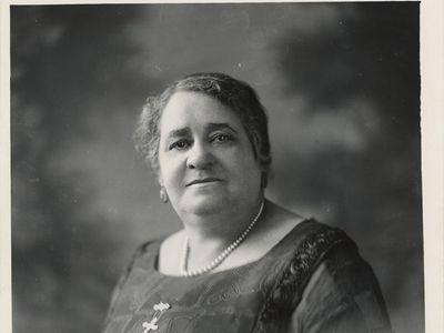 Maggie Lena Walker (Scurlock Studio Records, NMAH Archives Center).