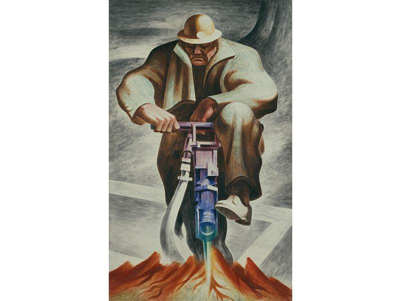 The Unheralded Influence of Mexico's Muralists