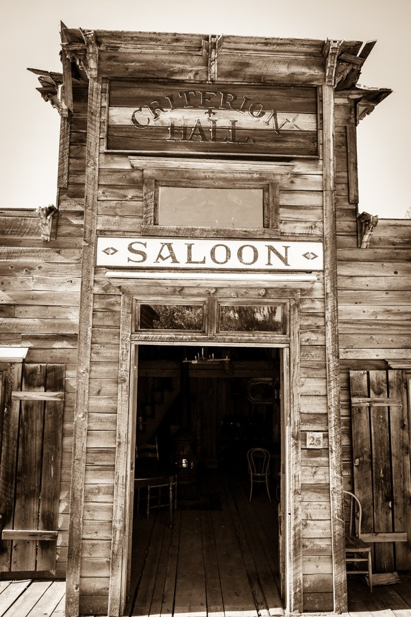 An Old Saloon thumbnail