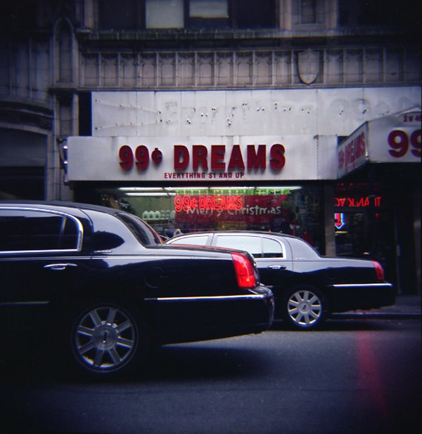 99 Cent Dreams, NYC, 2010 thumbnail