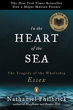 Preview thumbnail for In the Heart of the Sea: The Tragedy of the Whaleship Essex
