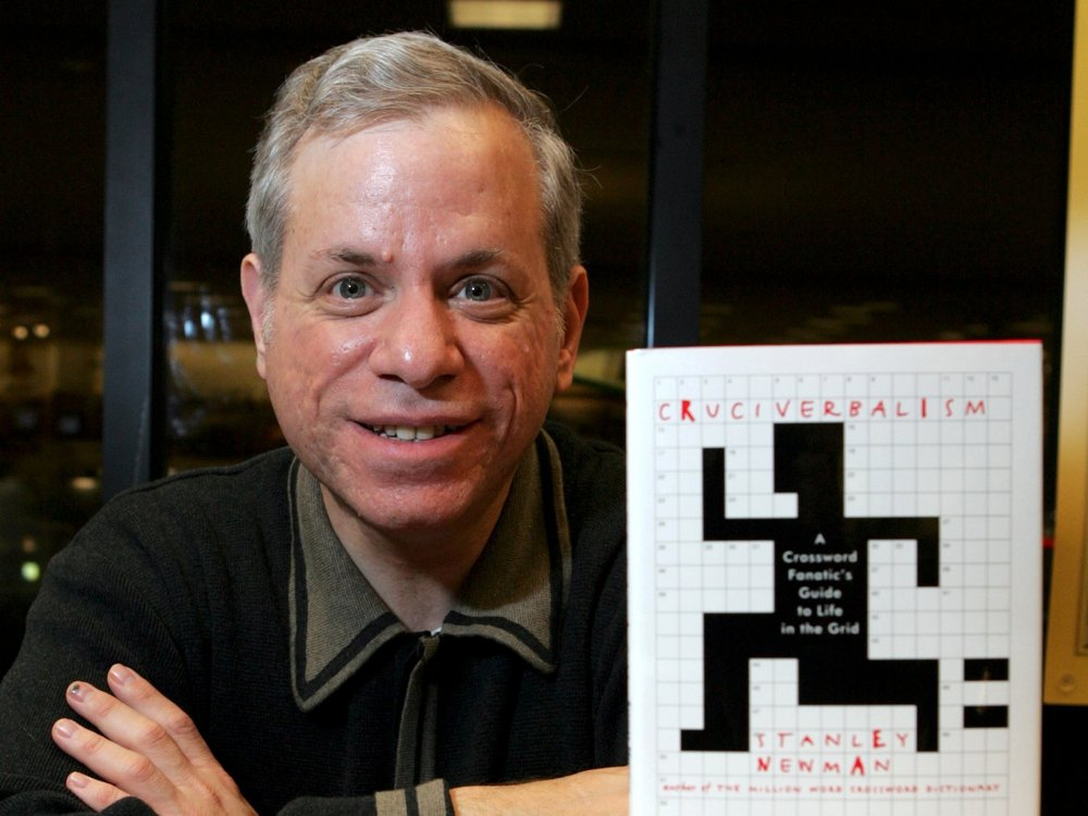 Professional puzzler Stanley Newman leads a Smithsonian Associates Streaming seminar