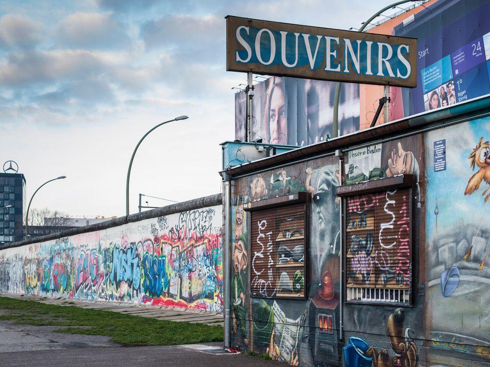 Berlin Wall East Gallery