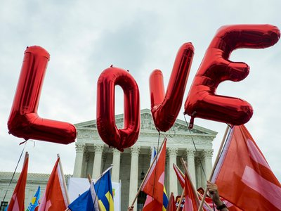The U.S. Supreme Court voted 5-4 to legalize marriage equality nationwide on June 26.