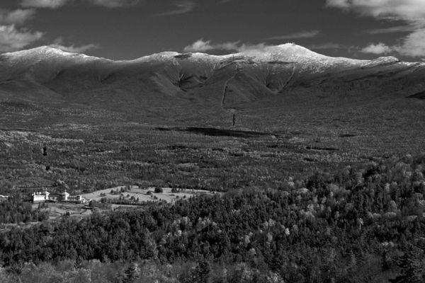 A View of Mount Washington thumbnail