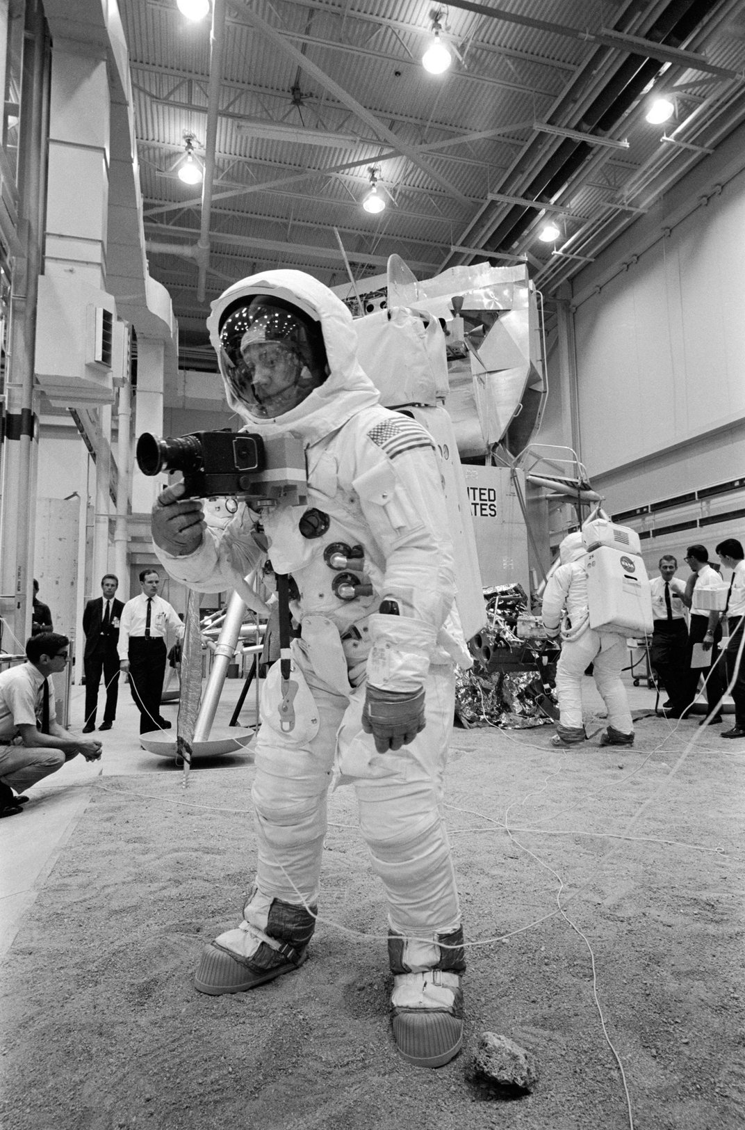 At 21, Ann Montgomery Became a Lead Engineer at NASA, Managing the Cameras and Other Crucial Gear Used on the Moon