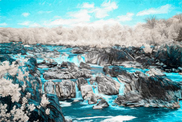 Great Falls of the Potomac - Virginia Side thumbnail