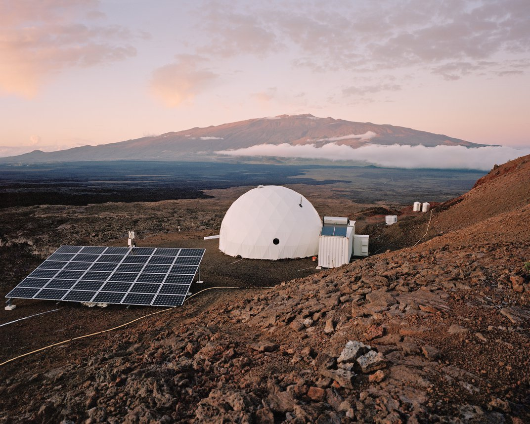 Inside the Experiment to Create Mars on Earth