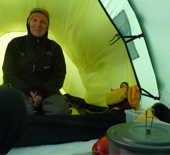 Farthest South: News from a Solo Antarctic Adventurer