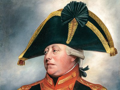 A decent fellow after all? King George III, painted by Sir William Beechey (1753-1839).