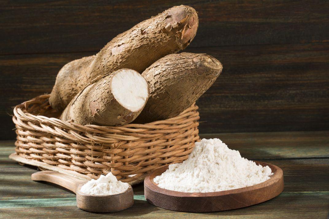Image of cassava