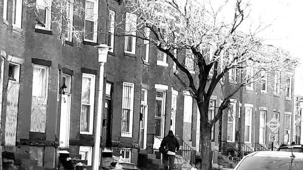 Mr. Postman in West Baltimore thumbnail