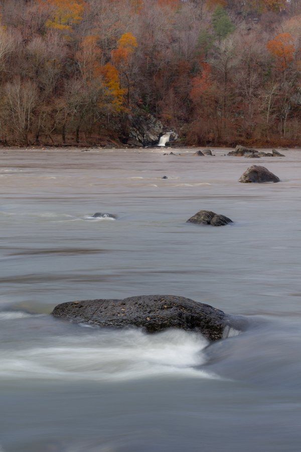 Flowing Rocks on the Potomac thumbnail