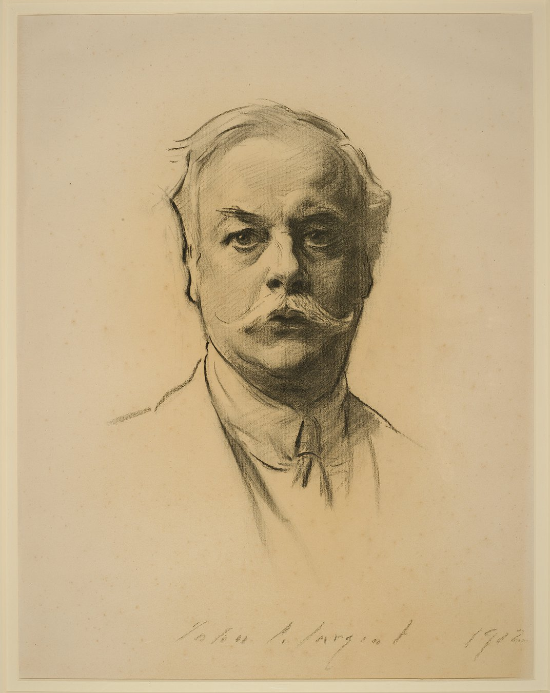 John Singer Sargent 'Abhorred' Making His Lavish Portraits, So He Took Up Charcoal to Get the Job Done