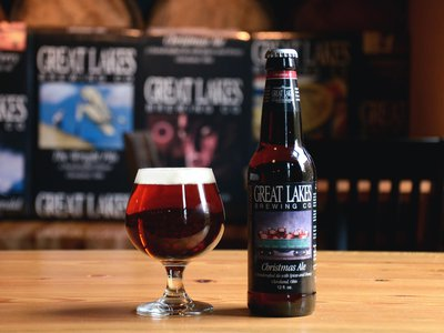 Great Lakes Brewery's Christmas Ale is one winter beer you should definitely try this season.