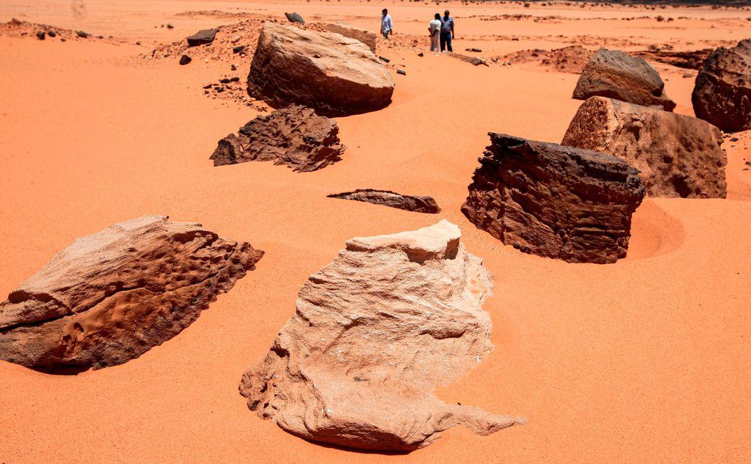 Treasure Hunters Destroy 2,000-Year-Old Heritage Site in Sudan