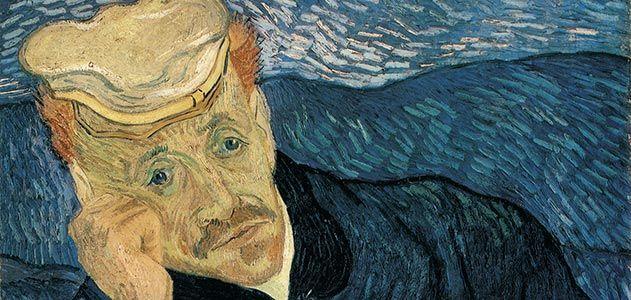 Vincent van Gogh Doctor Gachet