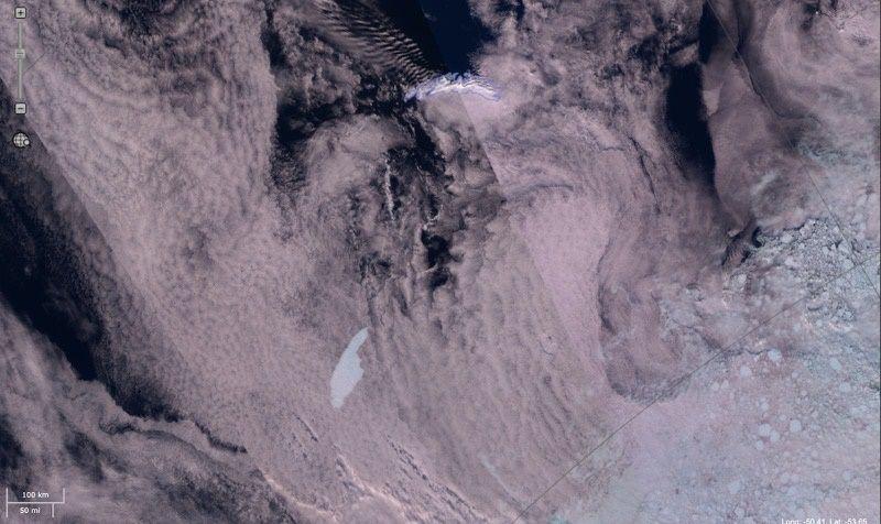 A68a Iceberg