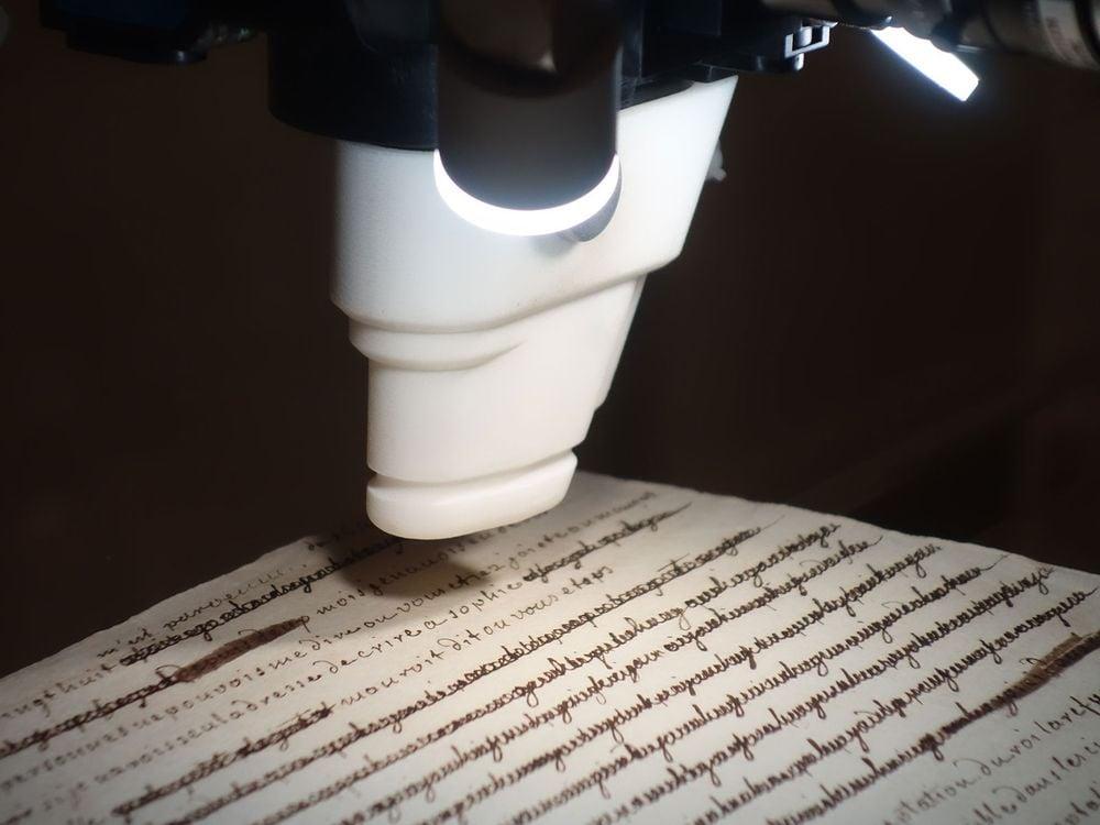 Marie Antoinette Letter Scanned