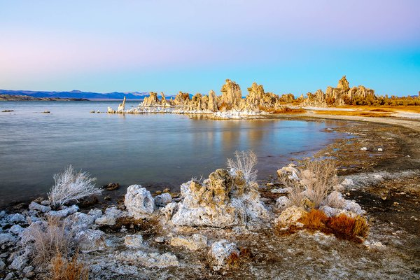 Evening at Mono Lake thumbnail