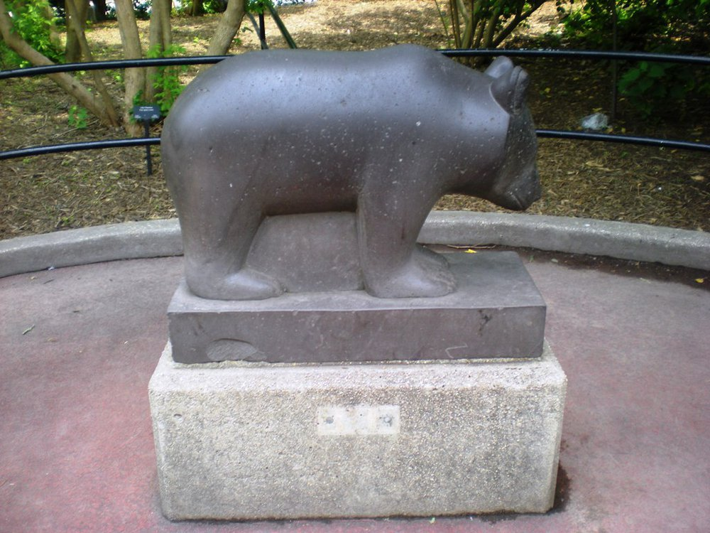 Bear by Cornelia Chapin