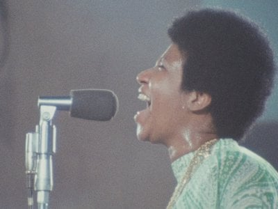 """Amazing Grace captivates, says the Smithsonian's Christopher Wilson from the National Museum of American History. It is 90-minutes of """"living the genius of Aretha and the passion of the tradition she embraced and represented."""""""