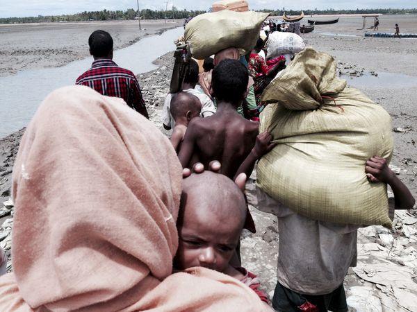 The Exodus of Rohingya Refugee  thumbnail