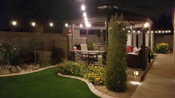 My backyard retreat  thumbnail