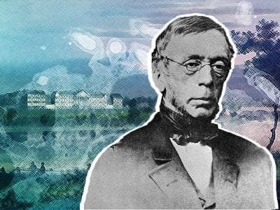 The first physician to definitively distinguish typhus and typhoid was American doctor William Wood Gerhard.