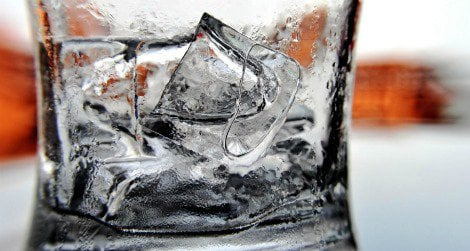Lisa's post on why other countries don't use ice cubes was the most-read post on Food and Think in 2011