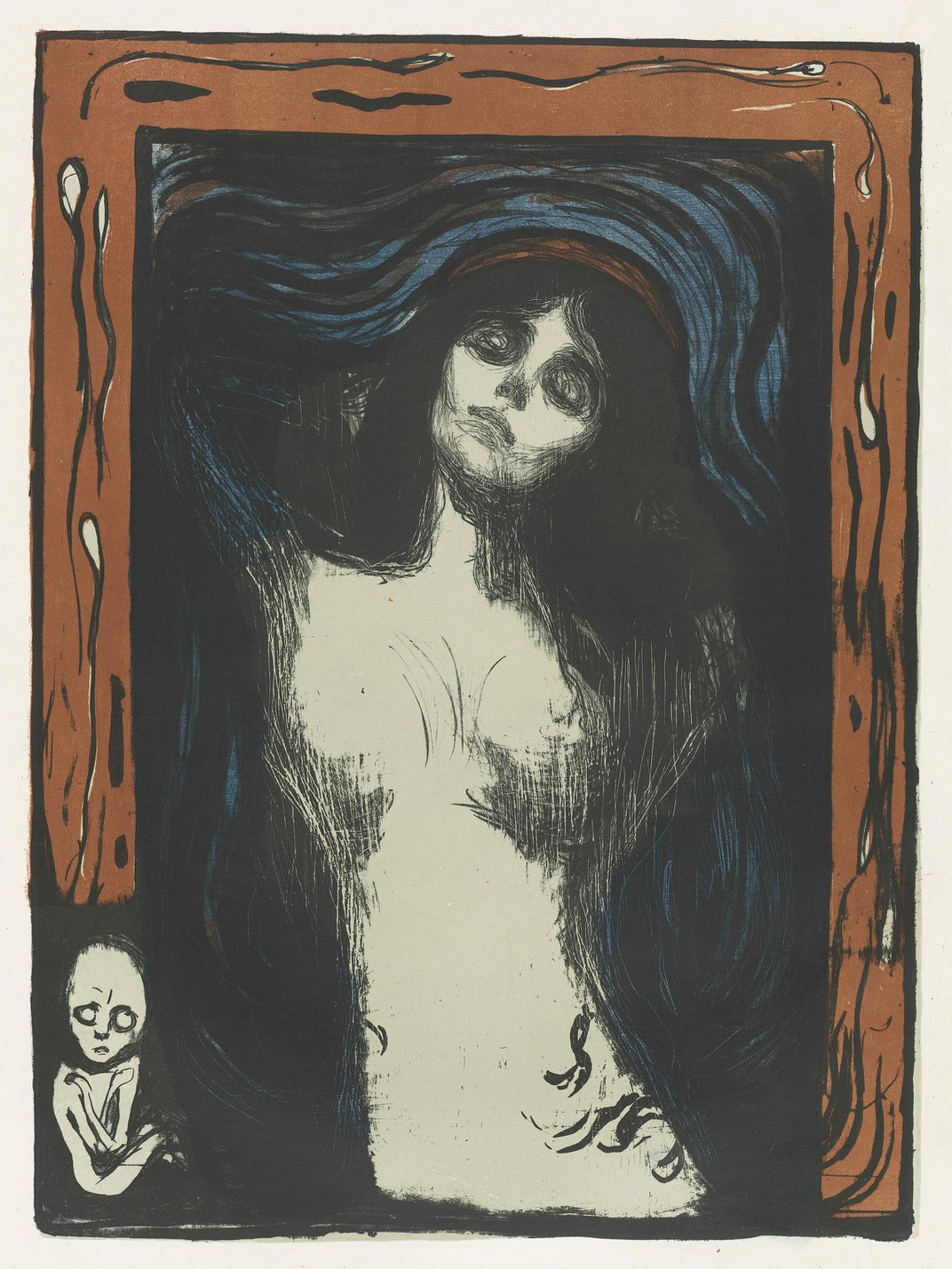 Did Edvard Munch Find a Supernatural Power in Color?