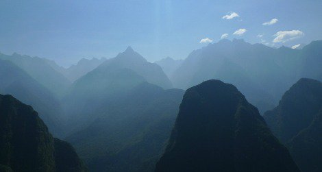 Peru's mountainous terrain is the landscape of dreams for climbers, hikers and cyclists.