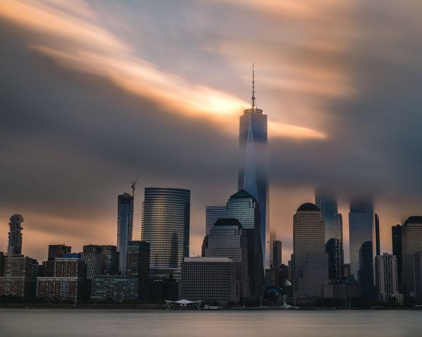 Lower Manhattan Sunrise thumbnail