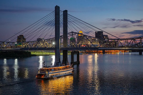Louisville-Southern Indiana Ohio River Bridge thumbnail