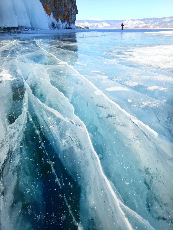 Frozen Lake Baikal thumbnail