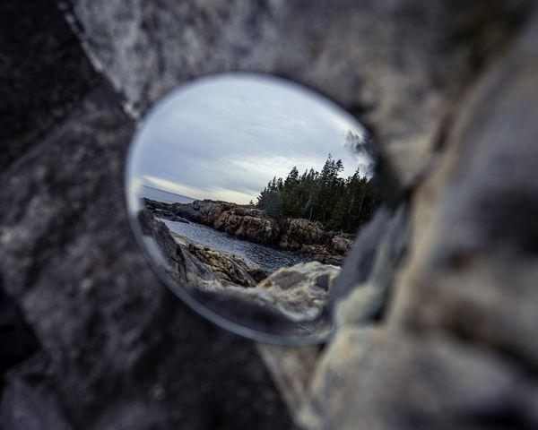 Mirrored thumbnail