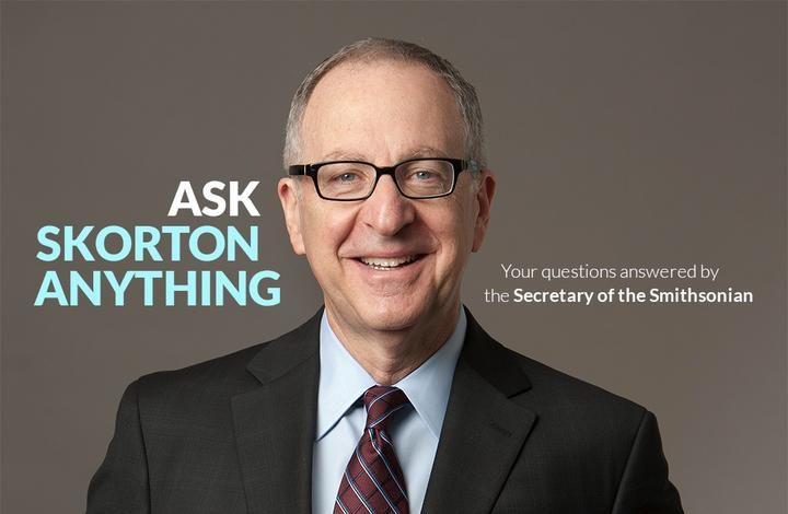 David J. Skorton, #AskSkorton