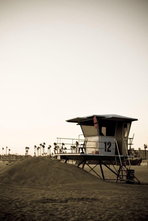 Typical Southern California beach. thumbnail