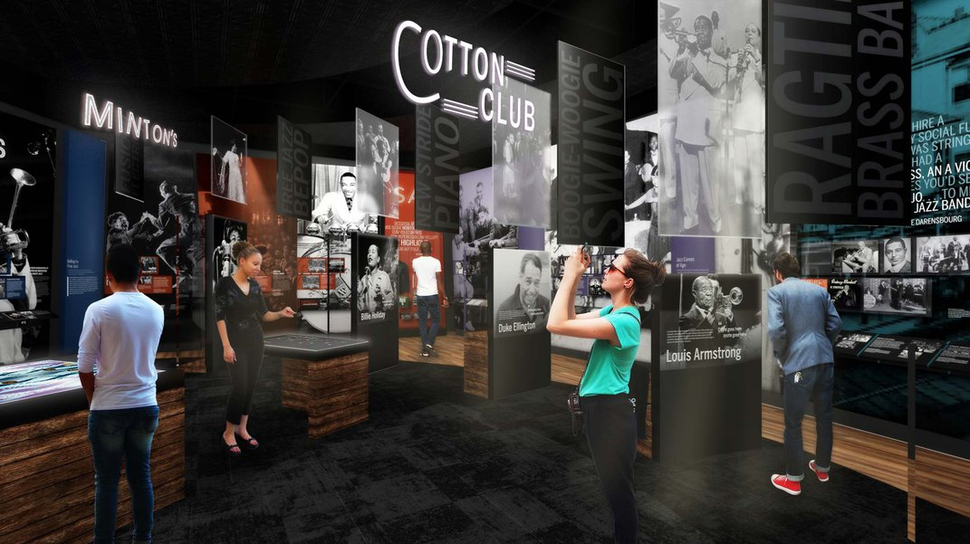 A New Museum in Nashville Chronicles 400 Years of Black Music