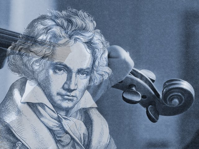 Throughout the project, Beethoven's genius loomed.