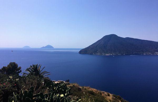 Aeolian Islands from Vulcano thumbnail
