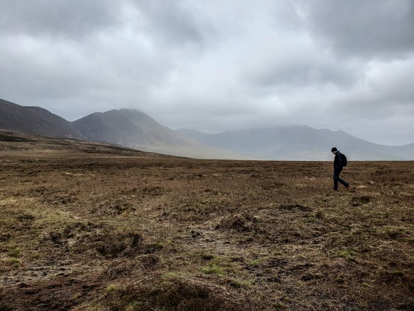 """A walk in the """"wilderness"""" in Kerry, Ireland thumbnail"""