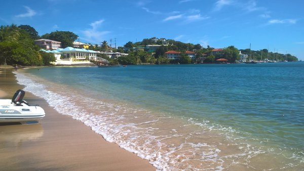 Lance Aux Epines beach in Grenada thumbnail