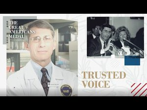 Anthony S. Fauci, M.D., Great American thumbnail