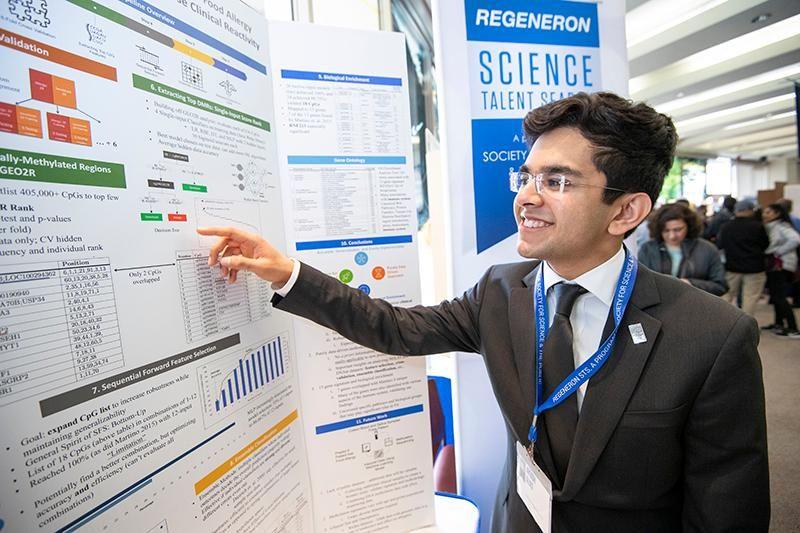 Teen Inventor Designs Noninvasive Allergy Screen Using Genetics and Machine Learning